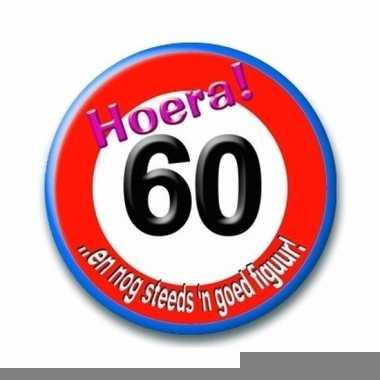 Leeftijd button 60 jaar