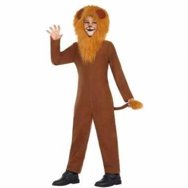 Leeuw leo kostuum voor kinderen