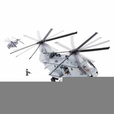 Leger speelgoed helikopter
