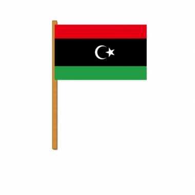 Libie zwaaivlaggen