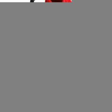 Lieveheersbeestje vestje met capuchon voor kinderen