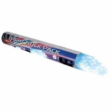 Light sticks ijsblauw 50 stuks