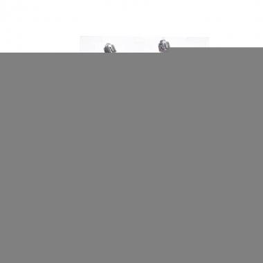 Lila paarse kerstversiering sterren kerstballen 7,5 cm