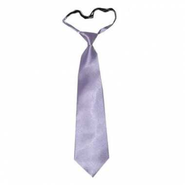 Lila stropdassen voor volwassenen