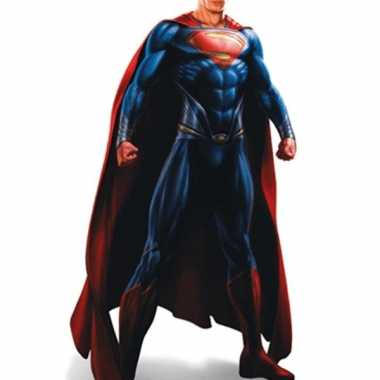 Man of steel decoratiebord