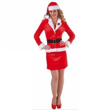 Mantelpakje kerst voor dames
