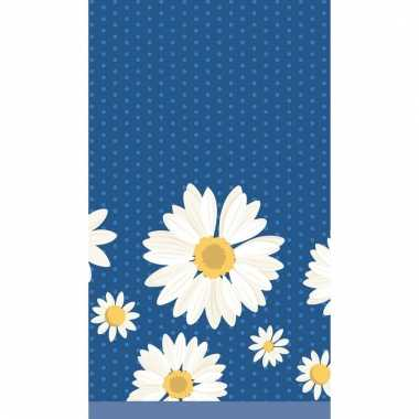 Margrieten print tafellaken/tafelkleed 120 x 180 cm