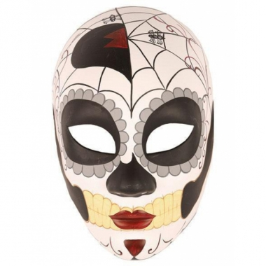 Masker day of the dead halloween