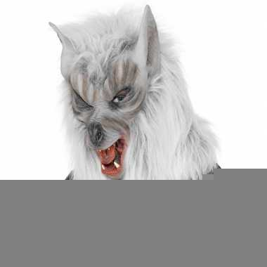 Masker teen weerwolf