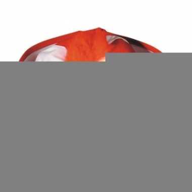 Matroos hoedje rood