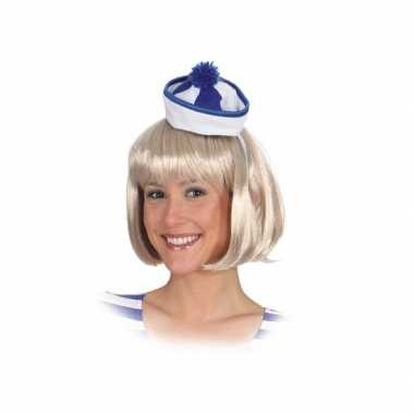 Matrozen hoedjes mini