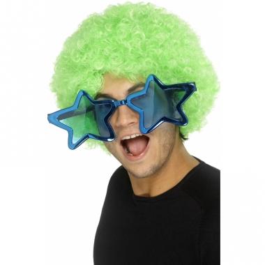 Mega grote sterren feest bril