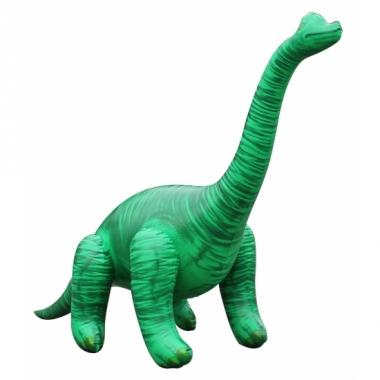 Mega realistische opblaas brachiosaurus 71 cm