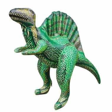 Mega realistische opblaas spinosaurus 76 cm