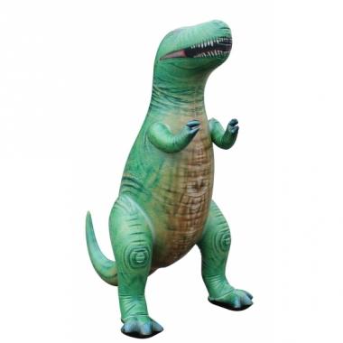 Mega realistische opblaas t-rex 152 cm