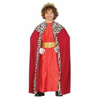 Melchior drie koningen/wijzen kerst verkleed kostuum