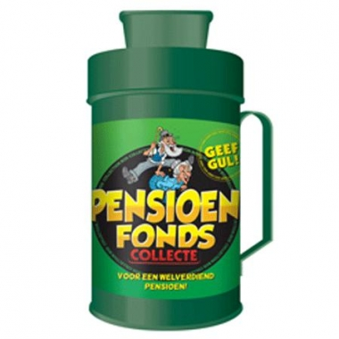 Met pensioen spaarpot