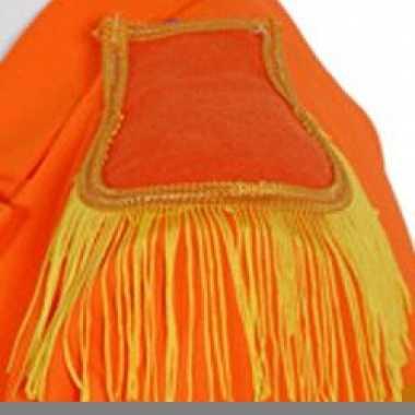 Militaire schouderkwastjes oranje