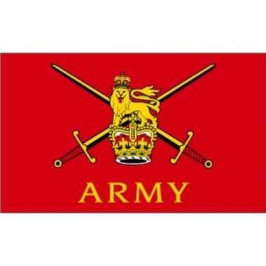 Militaire vlag engeland