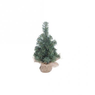 Mini kerstboom groen 30 cm