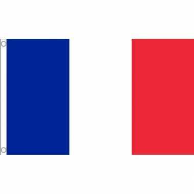 Mini vlag frankrijk 60 x 90 cm