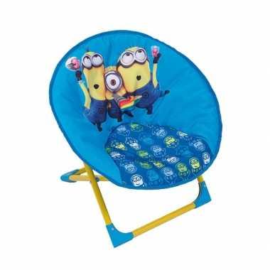 Minions kindermeubilair stoeltje