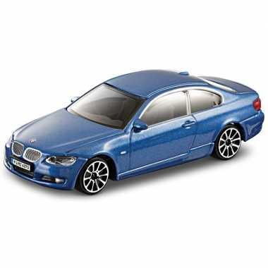 Modelauto bmw 335i coupe 1:43