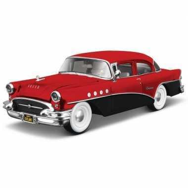 Modelauto buick century 1955 1:24