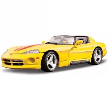 Modelauto dodge viper rt/10 1:18