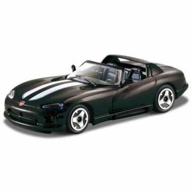 Modelauto dodge viper srt-10 2008 1:43