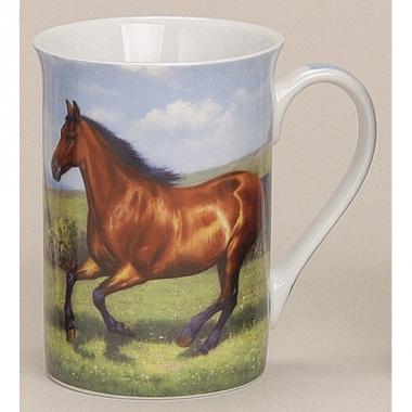 Mok met mooi paard model 2