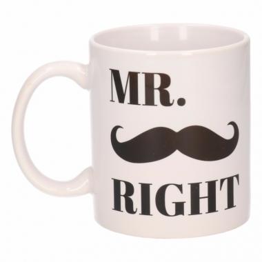Mr right mok / beker 300 ml