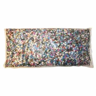 Multicolor confetti 1 kilo