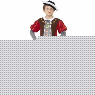 Musketier outfit voor jongens