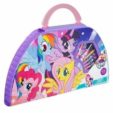 My little pony kleurkoffer