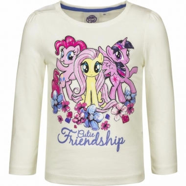 My little pony shirt wit lange mouwen