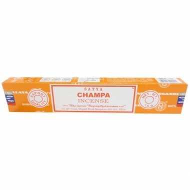 Nag champa wierook champa 15 gram