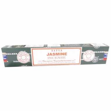 Nag champa wierook jasmine 15 gram