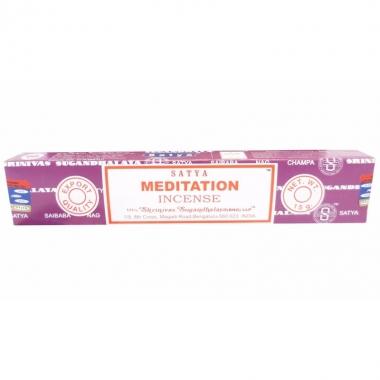 Nag champa wierook meditation 15 gram