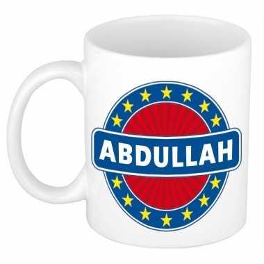 Namen koffiemok / theebeker abdullah 300 ml