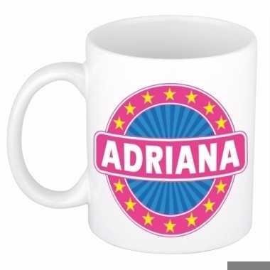 Namen koffiemok / theebeker adriana 300 ml