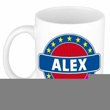 Namen koffiemok / theebeker alex 300 ml