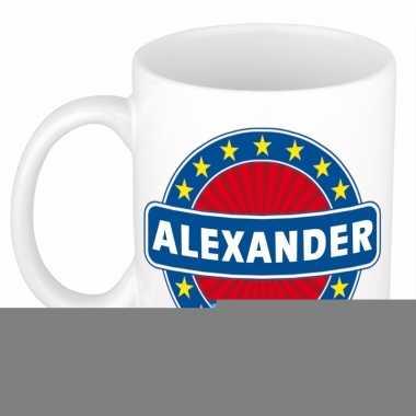Namen koffiemok / theebeker alexander 300 ml