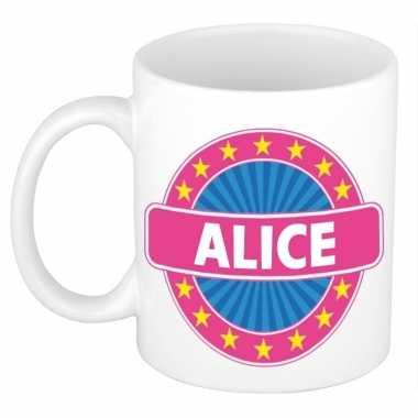 Namen koffiemok / theebeker alice 300 ml