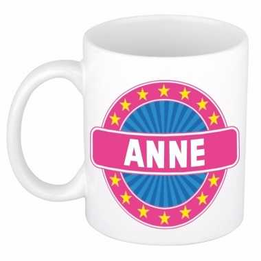 Namen koffiemok / theebeker anne 300 ml