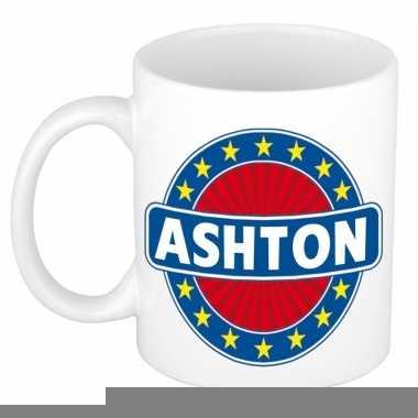 Namen koffiemok / theebeker ashton 300 ml
