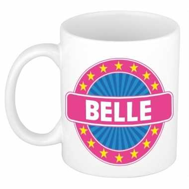 Namen koffiemok / theebeker belle 300 ml
