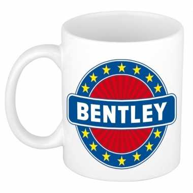 Namen koffiemok / theebeker bentley 300 ml