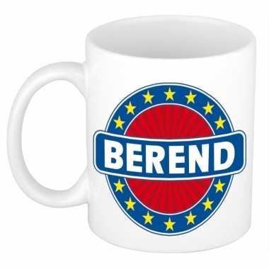 Namen koffiemok / theebeker berend 300 ml
