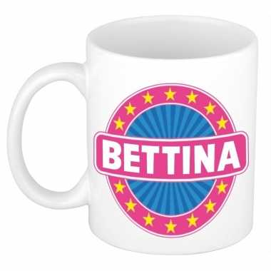 Namen koffiemok / theebeker bettina 300 ml